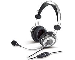 Genius HS-04SU stereo slušalice sa mikrofonom i kontrolom glasnoće/mute funkcijom