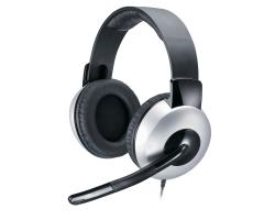 Genius HS-05A stereo slušalice sa mikrofonom i kontrolom glasnoće/mute funkcijom