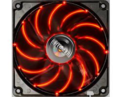 Enermax T.B. Apollish hladnjak za kućište 120×120×25mm, Twister Bearing tehnologija, LED crveni