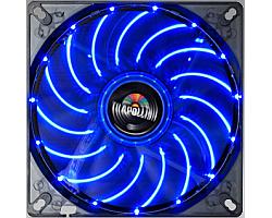 Enermax T.B. Apollish hladnjak za kućište 139×139×25mm, Twister Bearing tehnologija, LED plavi