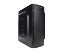 CRATOS VOYAGER - Midi Tower 400W, AMD Kaveri A6 CPU, S.FM2+, 4GB DDR3 RAM, 500GB HDD, Radeon TM R5 grafika, DVD+/-RW DL