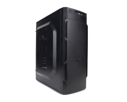 CRATOS OFFICE - Midi Tower 400W, Intel Pentium CPU, S.1151, 4GB DDR4 RAM, 500GB HDD, HD grafika, DVD+/-RW DL