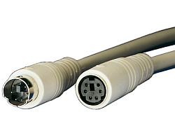 Roline produžni kabel za tipkovnicu/miša PS/2 M-F, 6.0m