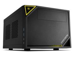 Sharkoon Zone C10 mini-ITX kućište, bez napajanja, crno