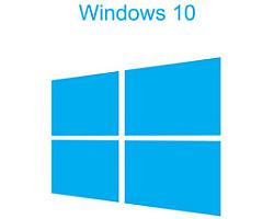Microsoft Windows 10 Home 32-bit ENG OEM DVD