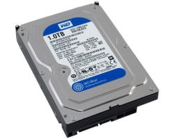 Western Digital Blue 1TB S-ATA3, 7200rpm, 64MB cache (WD10EZEX)