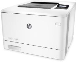 HP Color LaserJet Pro M452dn, A4, 600×600dpi, 27/27str./min. black/color, duplex, 256MB, USB2.0/LAN