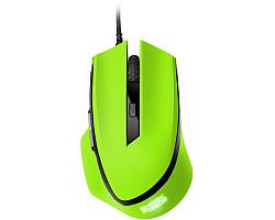 Sharkoon Shark Force optički igraći miš, USB, zeleni