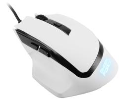 Sharkoon Shark Force optički igraći miš, USB, bijeli