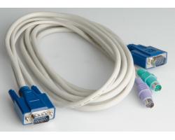 Roline KVM preklopnik kabel (PS/2), 1.8m (za 14.01.3388/3389)