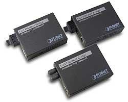 PLANET Media optički pretvarač 10/100Base-TX-100Base-FX(SC) Singlemode, 15km