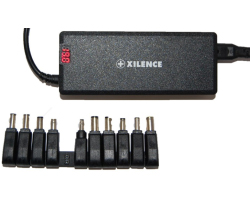 Xilence univerzalni punjač za prijenosnike 90W (XM010)