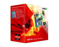 AMD A4 X2 4020 (3.40GHz), Socket FM2, 1MB cache, Radeon TM HD 7480D, sa hladnjakom