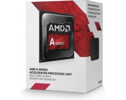 AMD Kaveri A8 X4 7600 (3.80GHz), Socket FM2+, 4MB cache, Radeon TM R7, sa hladnjakom