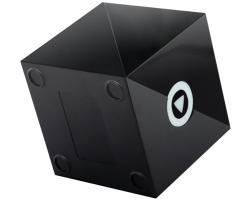 VENZ-TLBB V5 Cube media player, QuadCore Cortex A5, 1GB DDR3, 8GB eMMC, LAN, WiFi, HDMI, KODI LibreELEC, Linux