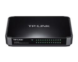 TP-Link 24-port Desktop preklopnik (Switch), 24×10/100M RJ45 ports, plastično kučište