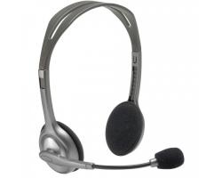 Logitech H110 stereo slušalice sa mikrofonom (981-000271)