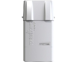Mikrotik RB912UAG-2HPnD-OUT, BaseBox 2, 600Mhz Atheros CPU, 64MB RAM, 1xGigabit LAN, USB, miniPCIe, 2Ghz 802.11b/g/n 2x2 two chain wireless, 2×RP-SMA konktor, RouterOS L4, vanjsko kućište, POE, PSU