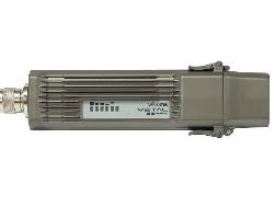 Mikrotik RBMetal2SHPn, 400MHz Atheros CPU, 64MB RAM, 1× LAN, 1×high power 2.4GHz, 802.11b/g/n, RouterOS L4, metalno kučište, PoE injector, PSU, 2.4Ghz 6dBi Omni antena
