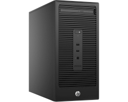 HP 280 G2 MT PC, Intel Pentium G4400, 4GB DDR4, 500GB S-ATA, DVD+/-RW, Intel HD Graphics, G-LAN, Windows 10 Pro 64-bit + tipkovnica/miš