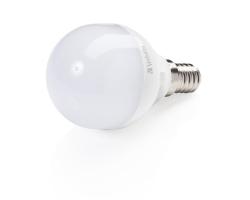 Verbatim LED žarulja E14, 4.5W, 350lm, 2700K, Mini Globe