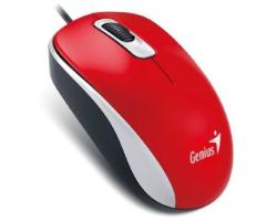 Genius DX-110 optički miš USB, crveni
