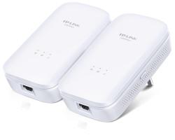 TP-Link AV1200 Powerline Gigabit mrežni adapter, 1200Mbps, 1×Gigbit mrežni ulaz, 2×2 MIMO, HomePlug AV2 (duplo pakiranje)