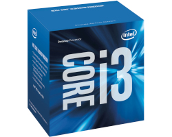 Intel Core i3 7100 - 3.90GHz (2 Cores), 3MB, S.1151, Intel HD Graphics, sa hladnjakom