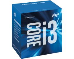 Intel Core i3 7320 - 4.10GHz (2 Cores), 4MB, S.1151, Intel HD Graphics, sa hladnjakom