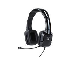 Tritton Kunai stereo igraće slušalice s mikrofonom, crne