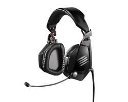 MadCatz Cyborg F.R.E.Q.5 stereo igraće slušalice s mikrofonom, crne gloss