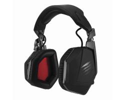 MadCatz Cyborg F.R.E.Q.9 stereo igraće bežične slušalice s mikrofonom, crne matt