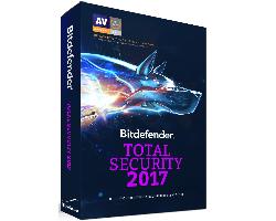 BitDefender Total Security Multi-Device 2017 (5 korisnika) 1 godina