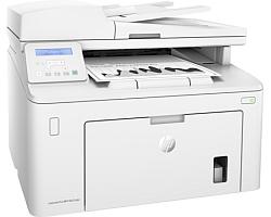 HP LaserJet Pro MFP M227sdn Print/Scan/Copy, A4, 1200×1200dpi, 28str/min., duplex, 256MB, USB/LAN