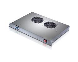 Tecnosteel ventilacija za ormar 2×ventilator sa termostatom, 19