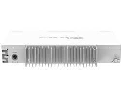 Mikrotik Cloud Core Router 1009-7G-1C-PC, Tilera Tile-Gx9 CPU (9-cores, 1Ghz per core), 1GB RAM, 1xSFP cage, 7xGbit LAN, 1x Combo port, RouterOS L6, desktop kuč. sa pasivnim hlađenjem, rackmount, PSU