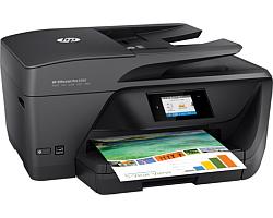 HP OfficeJet Pro 6960 All-in-One Print/Scan/Copy/Fax pisač, A4, 18/10 str/min. b/c, 1200dpi, USB/LAN/Wi-Fi