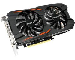 Gigabyte GeForce GTX 1050 Ti OC 4GB GDDR5/128-bit, PCIe, DVI-D/HDMI×3/DP, WINDFORCE 2X (GV-N105TWF2OC-4GD)