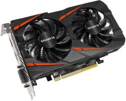 Gigabyte AMD Radeon RX460 OC 2GB GDDR5/128-bit, PCIe, DVI-D/HDMI/DP, WINDFORCE 2X (GV-RX460WF2OC-2GD)