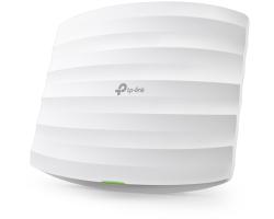 TP-Link bežična pristupna točka zidna/stropna (AP) 300Mbps (2.4GHz), LAN, 802.11b/g/n, podrška za Pasive PoE, AP Mode, Multi-SSID, WMM, 2×4dBi interna antena