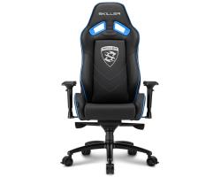 Sharkoon Skiller SGS3, igraća stolica, crno-plava
