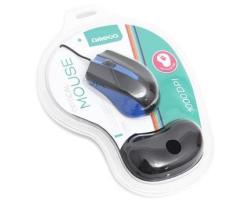 Omega miš USB + Gel Pad set (OM-05)