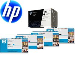 HP toner CE400A - HP CLJ Enterprise M551 - black (HP 400A)