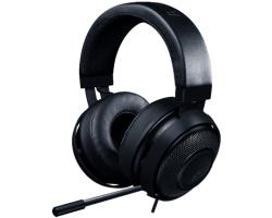 Razer Kraken 7.1 V2 Oval igraće slušalice sa mikrofonom, USB, crne