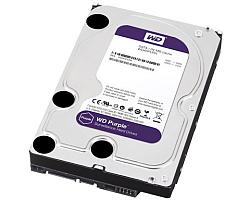 Western Digital Purple 6TB, S-ATA3, 5400rpm, 64MB cache (WD60PURZ)