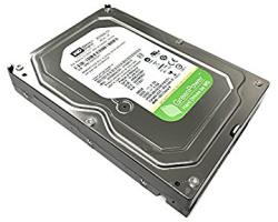 Western Digital AV-GP 500GB S-ATA3, Intellipower, 32MB cache (WD5000AUDX)