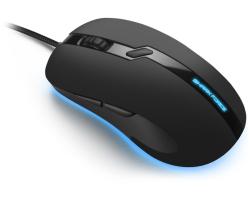 Sharkoon Shark Force Pro optički igraći miš, USB, 3200 DPI, crni
