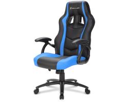 Sharkoon Skiller SGS1, igraća stolica, crno-plava