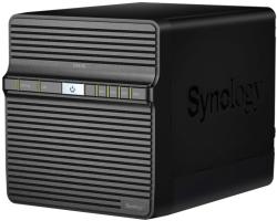 Synology DS418j DiskStation 4-bay NAS server, 2.5