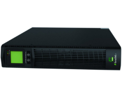 Elsist UPS Flexible 1500VA/1500W, On-line double conversion, DSP, rack/tower, LCD